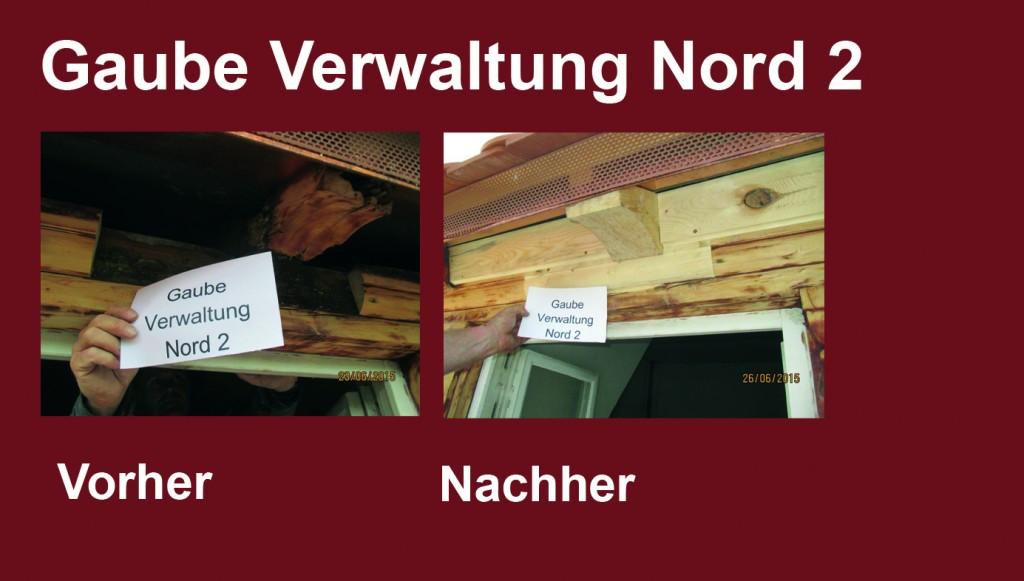 Gaube Verwaltung Nord 2